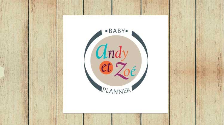 Logo Andy et Zoé