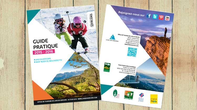 Brochure Lans en Vercors 2015-2016