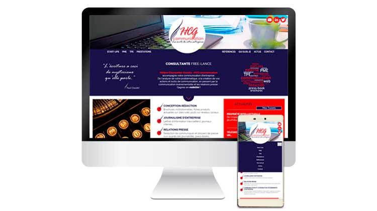 Site web HCG communication