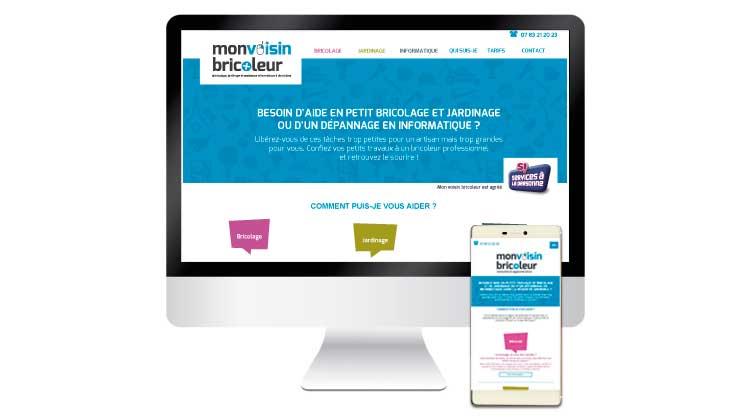 Site web MonVoisinBricoleur