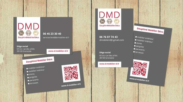 Kalidao-Carte de Visite DMD