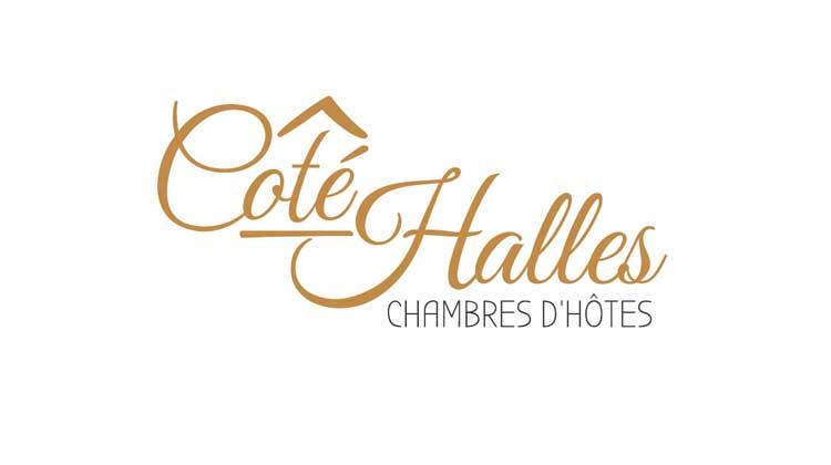 Logo Côté Halles Chambres d'hôtes